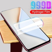 Hydrogel Film For OPPO Realme 6 6i X50 MASTER Edition C3 5i 5S Pro Screen Protector Protective Film