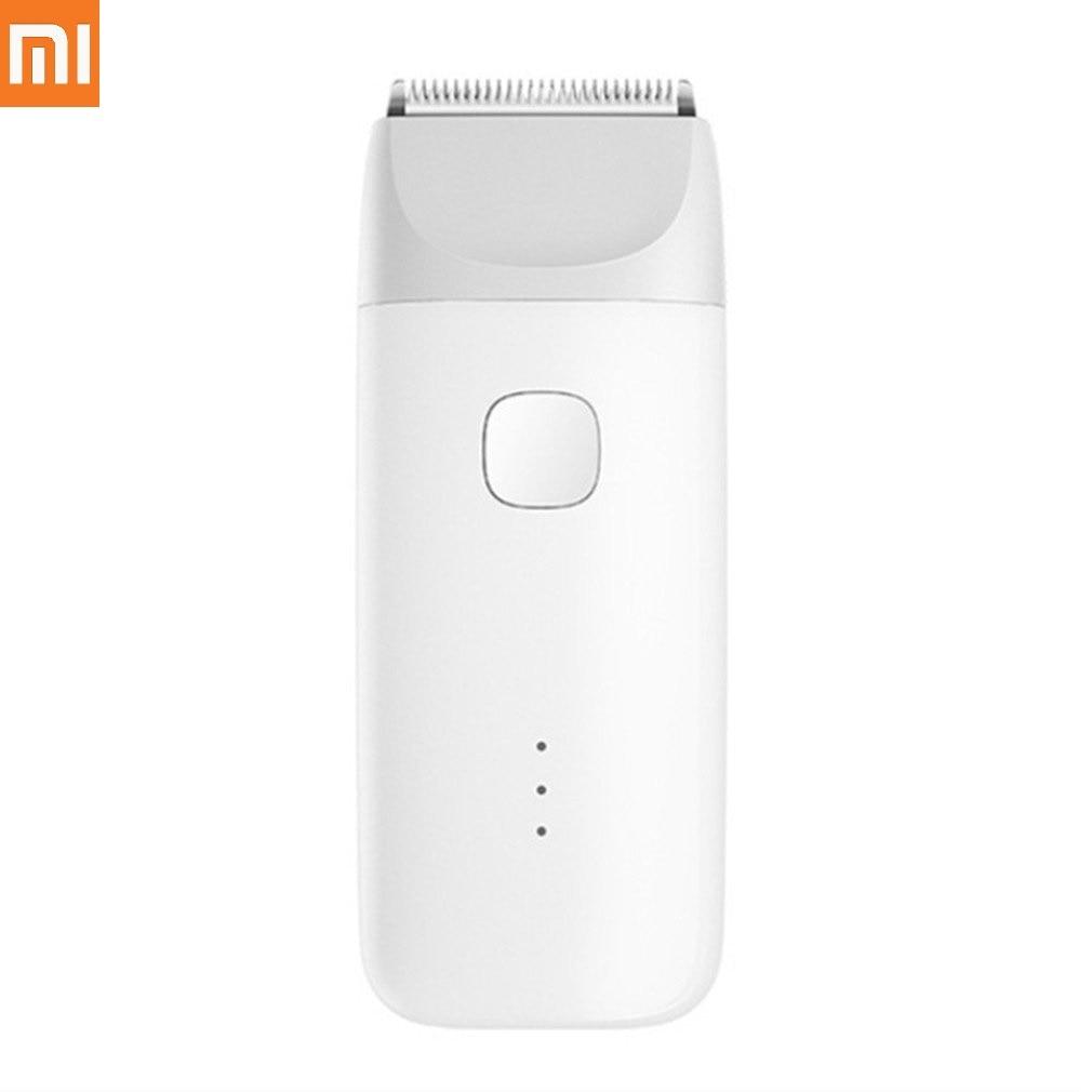 Xiaomi Mitu Baby Hair Clipper Infant Child Baby Ultra-Quiet Newborn Home Charging Push Shaving Hair Shaving Artifact