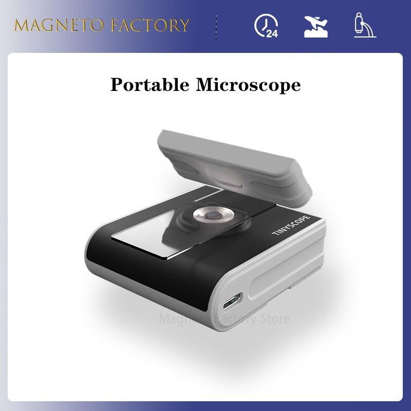 مصنع مغناطيسي كاميرا TipScope كاميرا صغيرة 1300 واط عالية الوضوح المحمولة المجهر آيفون شاومي سامسونج هواوي IOS أندرويد