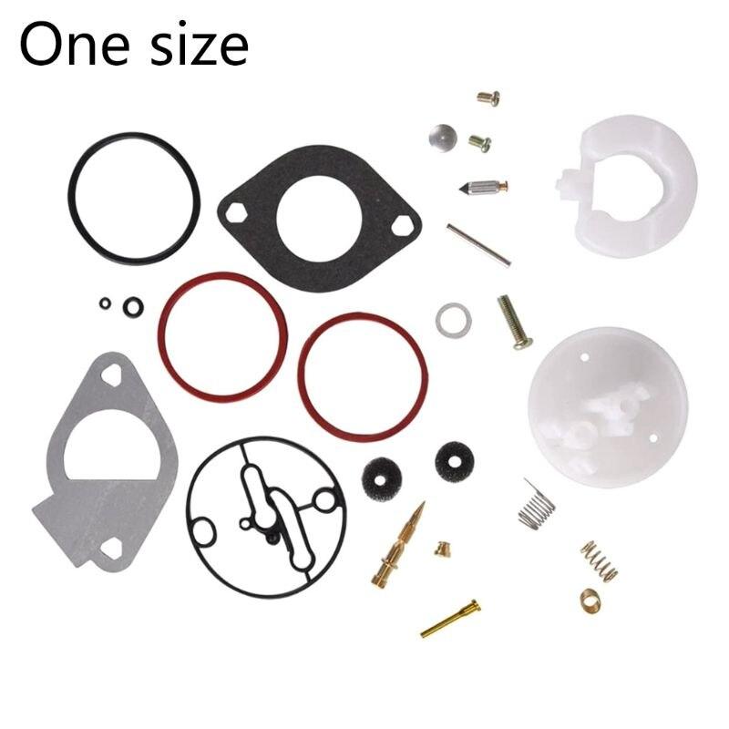 Kits de Reparação de Carburador para Briggs Stratton Master Revisão Nikki Carbs & 796184