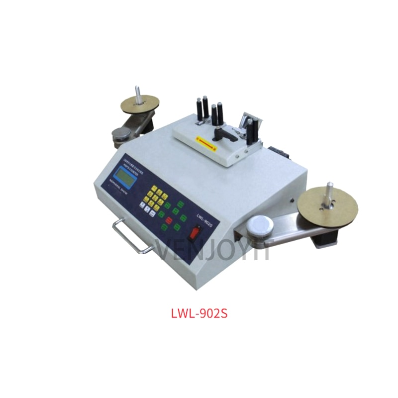 110V / 220V Automatic SMD Parts Counter Components Counting Machine 1PCS enlarge