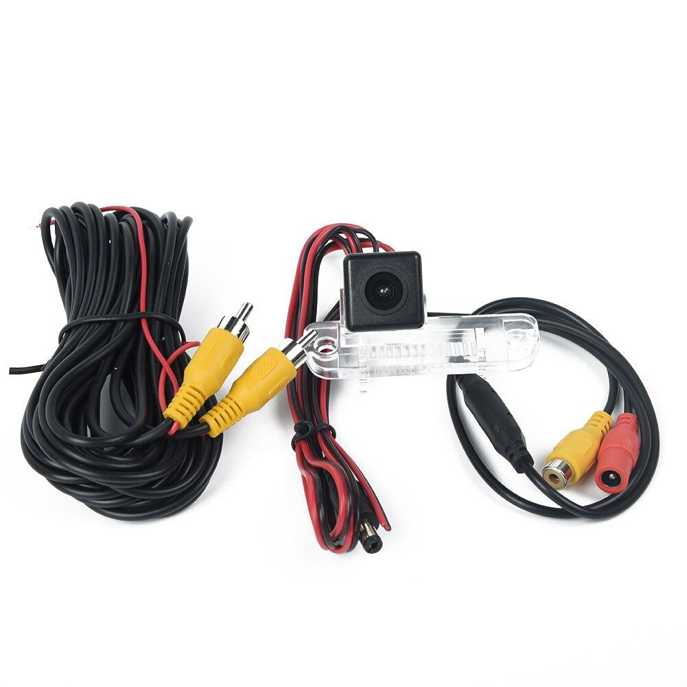 Rear View Reverse Camera Black Housing Kit For Mercedes Benz W203 W211 B200 A160