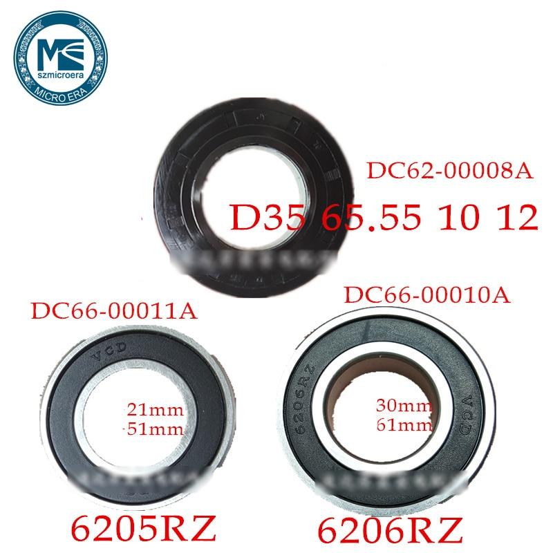 Joint détanchéité à leau et à lhuile, pour machine à laver SAMSUNG 65.55, D35 WF-B105AR-B1073 10 12