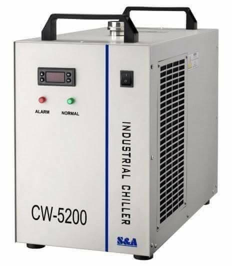 Good quality cooling system hot selling water chiller CW-5200 for sale
