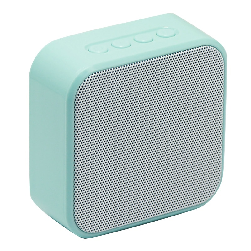 Altavoz inalámbrico portátil con Bluetooth reproductor de música PC portátil USB AUX Jack de 3,5mm de salida de la tarjeta del TF FM extender