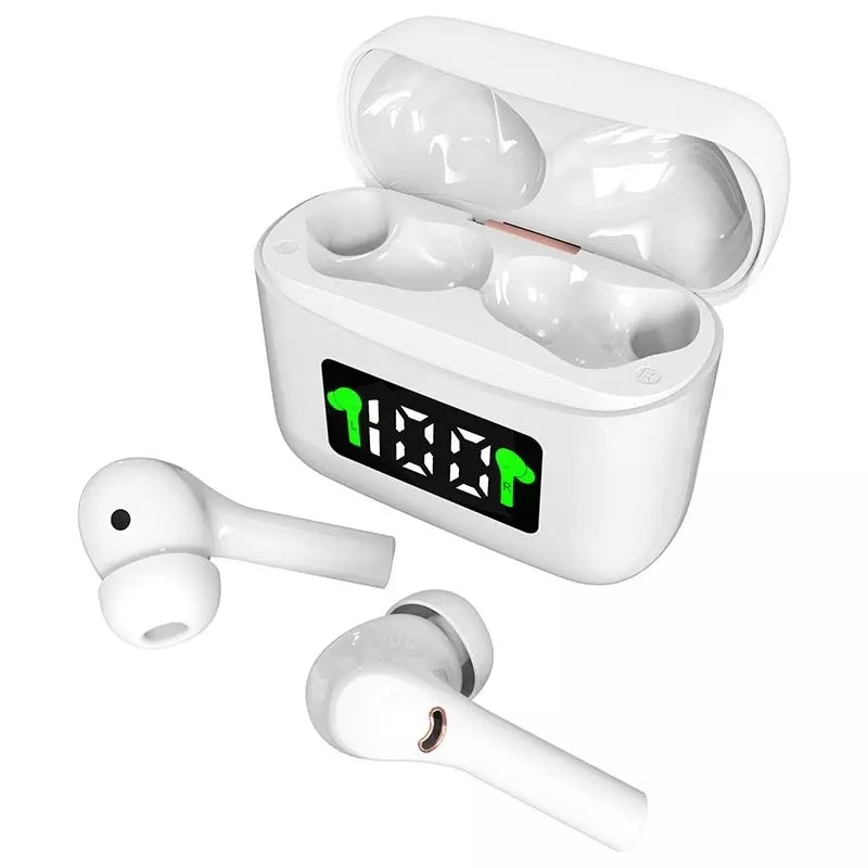 TWS Wireless Earphones  Headphones Music Headset LED Digital Display Earbuds Sport HD Calls For Huawei Xiaomi Iphone enlarge