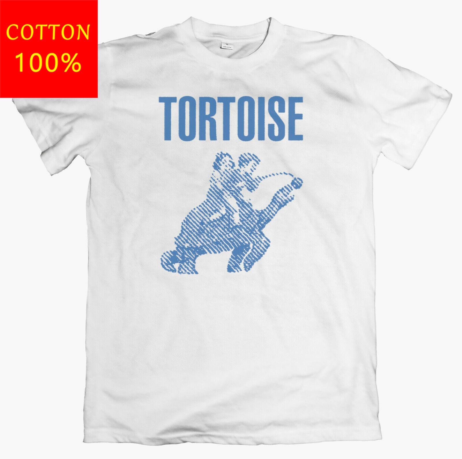 Camiseta de tortuga haz pensar que Godspeed You emperador negro Slint Mogwai
