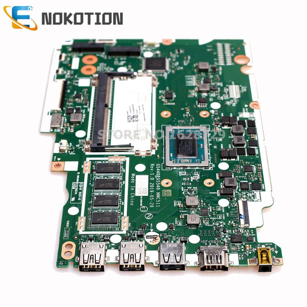 NOKOTION GS440 GS540 NMC551 5B20S42801 لينوفو ثينك باد S145-15APL اللوحة المحمول Ryzen 7 3700U CPU DDR4