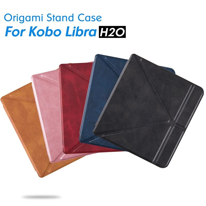 BOZHUORUI-funda protectora para Kobo Libra H2O, 7