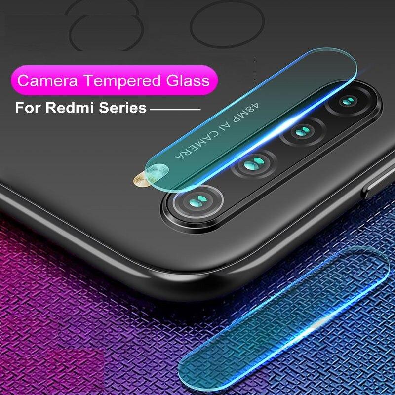 Back Camera Lens Tempered Glass For Xiaomi Redmi Note 8 Pro 8T 8A 9 K20 9S Xiomi Mi 9T Pro Protectio