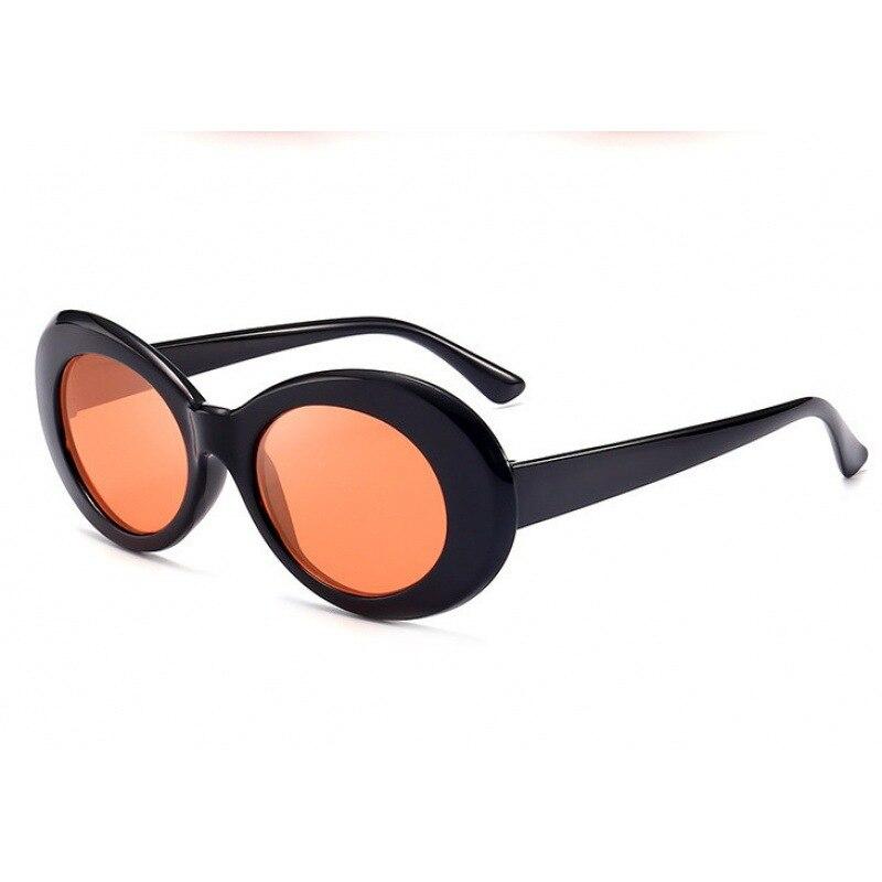 2021 Classic Cute Sexy Retro Cat Eye Sunglasses For Men Small Black Red Lens Vintage Ladies Sun Glas