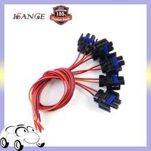 ISANCE A/C Compressor Connector Plug Wires Temp LT1 LS1 Air LS2 LS3 TPI Coil For Chevrolet GMC Cadillac OE#12101937 PT209 PT2311