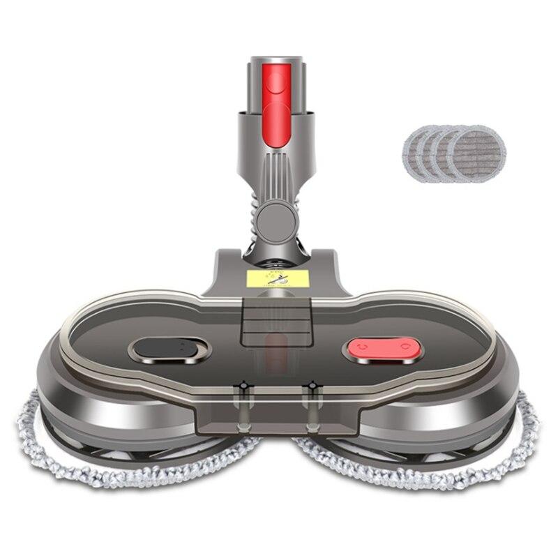 رأس ممسحة ممسحة القماش خزان المياه ل دايسون V7 V8 V10 V11 مكنسة كهربائية أجزاء الملحقات المنزلية الكهربائية
