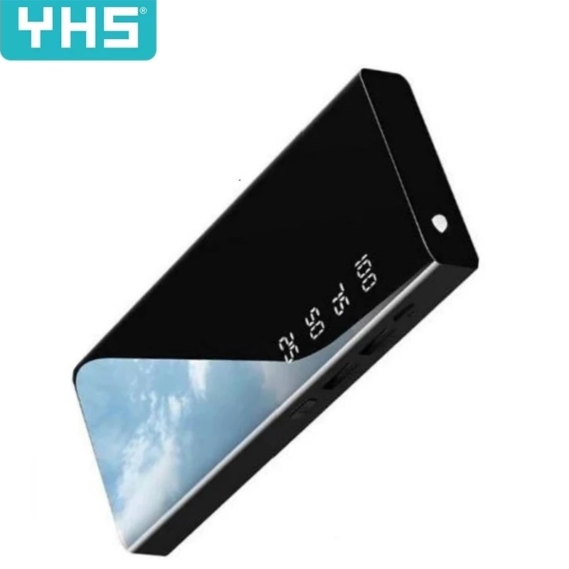 Fast Charging power bank 30000mah fast charging  Power Bank  with 2.1A External Battery Pack for sma
