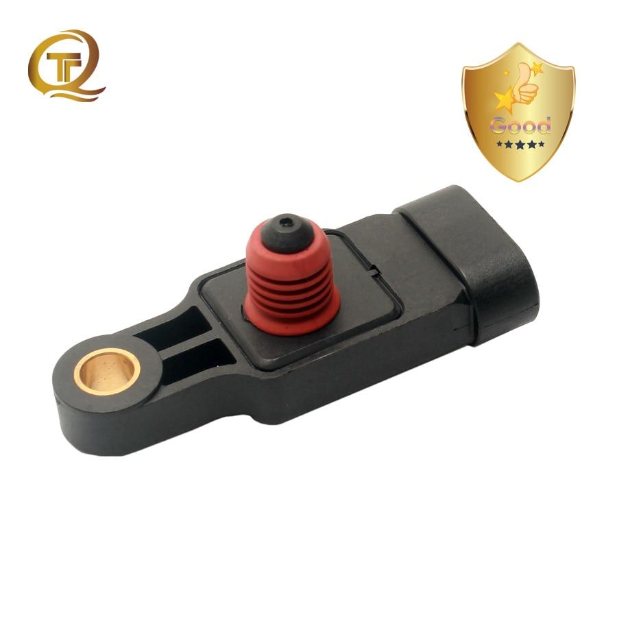 Piezas de automóvil 96325870 Sensor de presión de colector de coche Sensor de mapa 0905259 25184083 para Aveo Spark Daewoo Kalos Matiz Lacetti