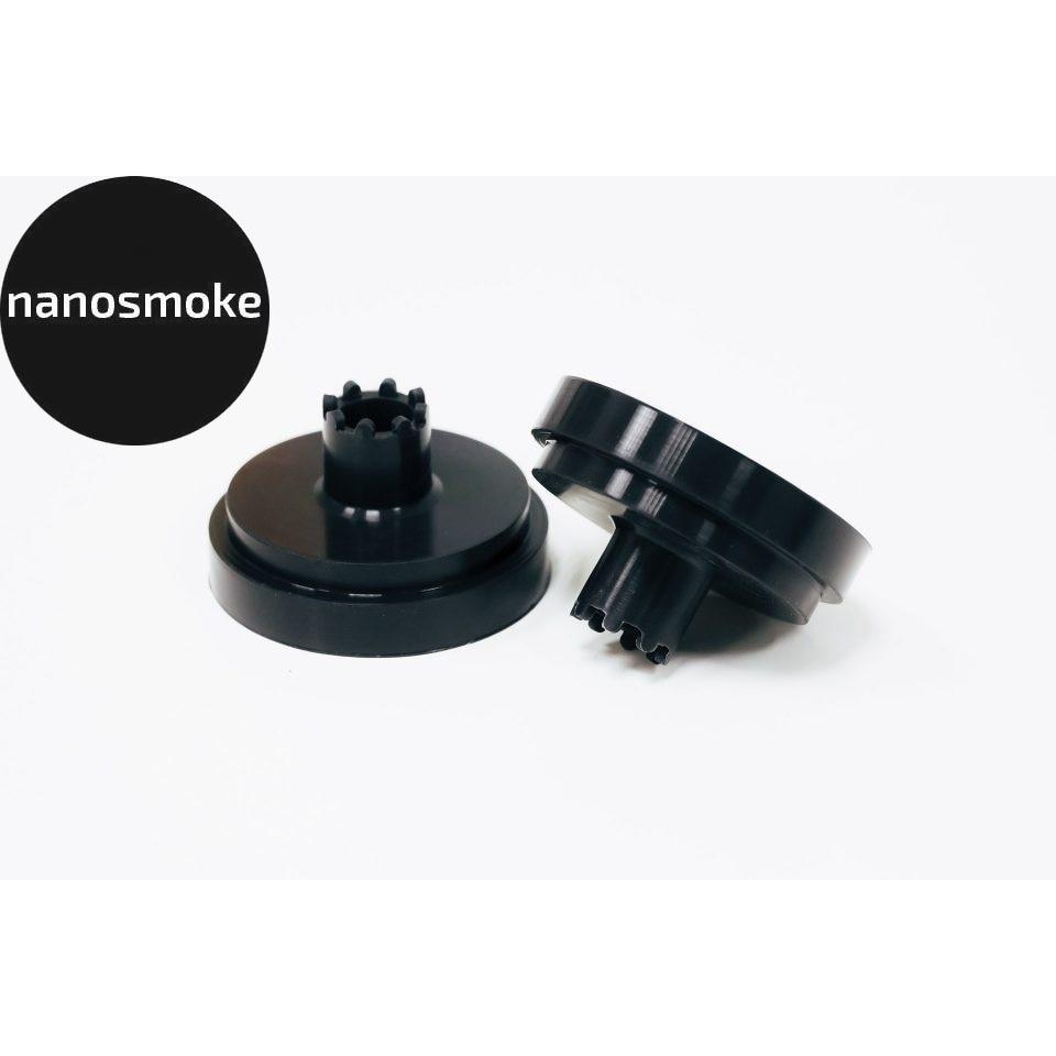 Cuenco de silicona nanosmoke original hookahs mini UFO cubo tubo Micro