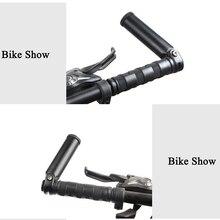 Bicycle Grips Tools Aluminum Handle Bar Multifunction Components Bar Ends Handlebars Grips & Bicycle Repair Kit Push Grips