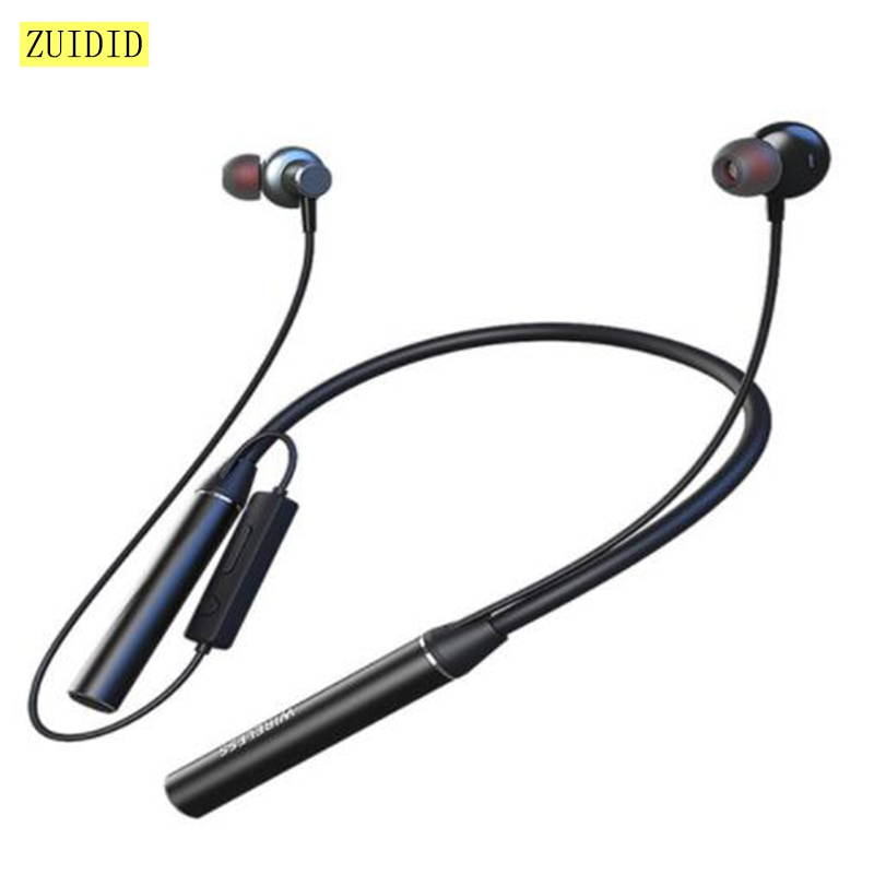 GYM530 Bluetooth 5.0 Neck-mounted Noise Reduction Sports Earphones In-ear Stereo Headphones Magnetic