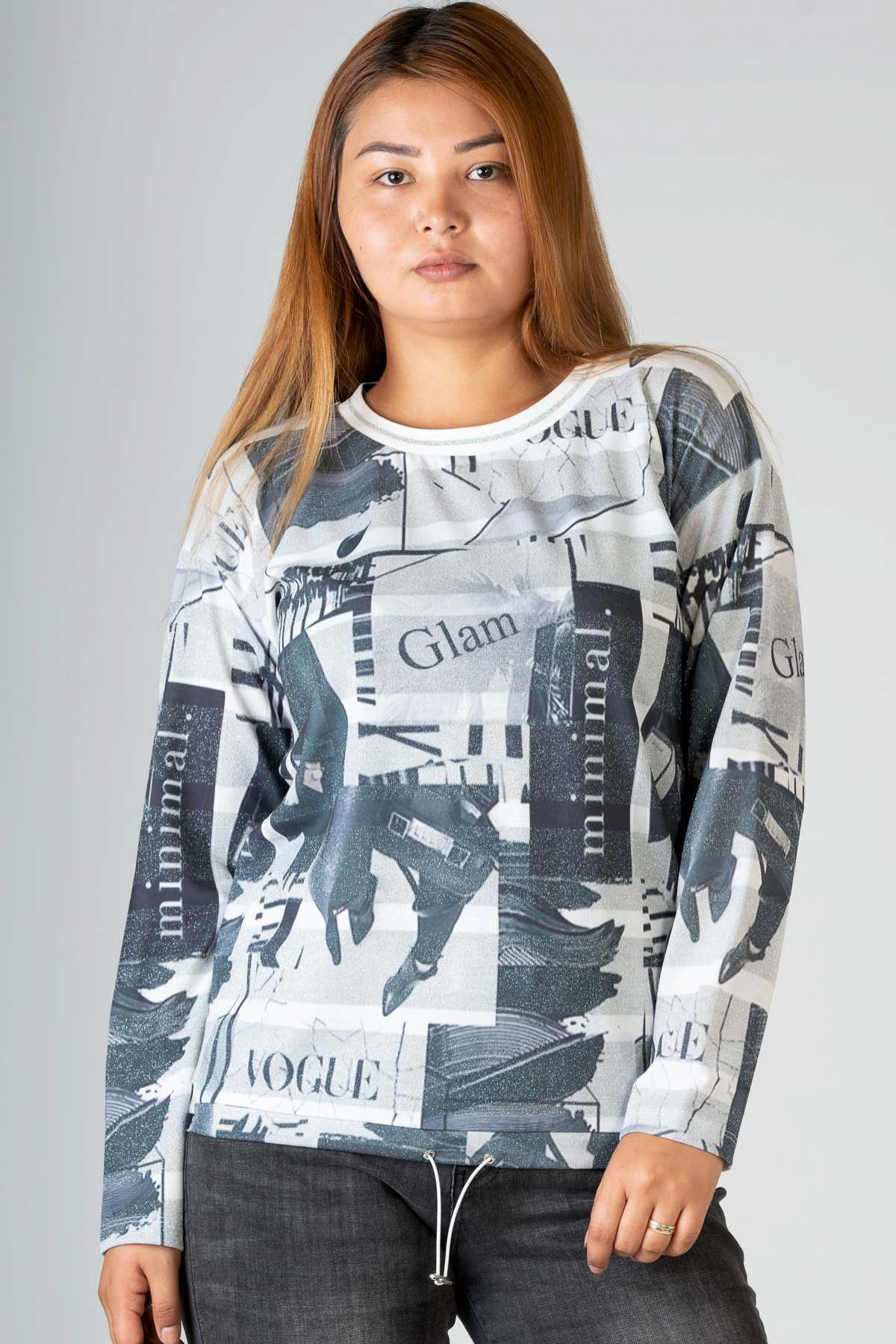 Sogo Plus Size Women's Blouse, Shirt, Womens Tops and Blouses, блузка женская, Blouses, Blusas, блузка женская, кофта