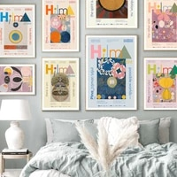 abstract hilma af klint possible worlds wall art print canvas painting bedroom nordic poster home decor pictures for living room