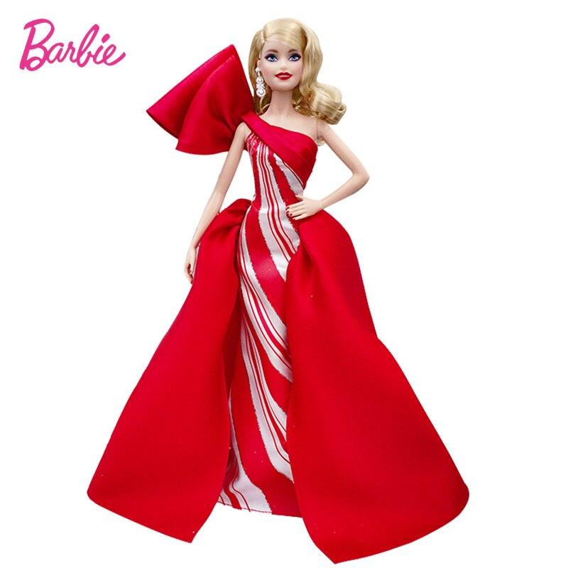 Mattel-muñecas de Barbie para niñas, juguetes para jugar a las casitas, regalos...