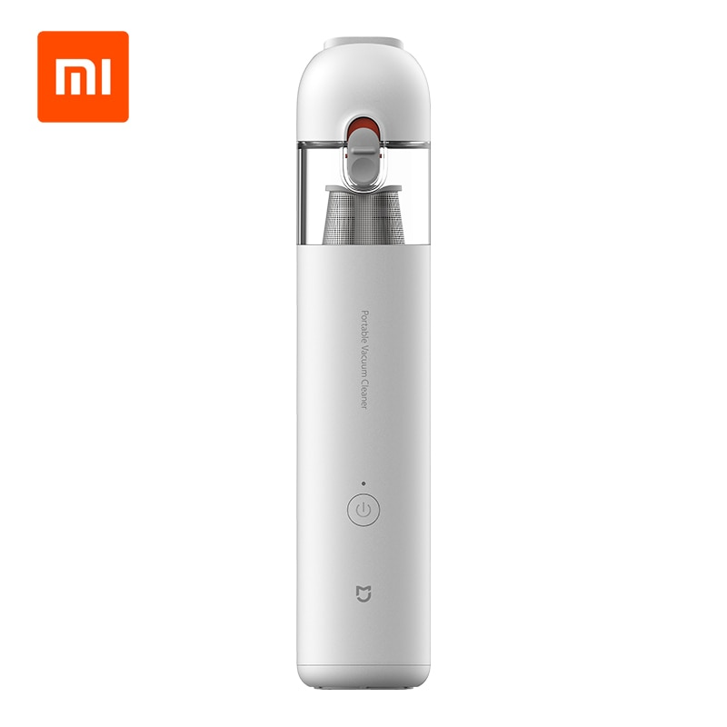 2020 Original Xiaomi Mijia Handheld Vacuum Cleaner for Home Portable Wireless Car Vacuum Cleaner 13000pa Strong Suction Cleaner handheld wireless car vacuum cleaner rechargeable household car vacuum cleaner portable mini vacuum strong suction