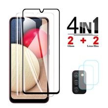 For Samsung A02s Glass Camera Protective Glass For Samsung Galaxy A02s A 02s 6.5