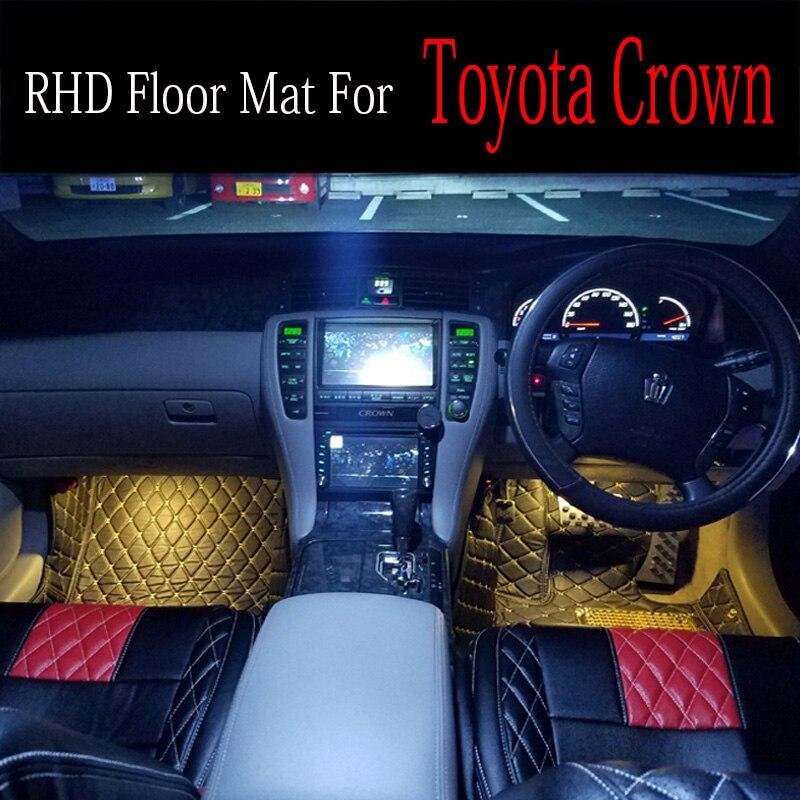 Sunny Fox mano derecha drive/RHD coche alfombrillas para BMW Serie 3 E90 E91 E92 E93 316i 318i 320i 323i 325i 328i 330i 335i 320d