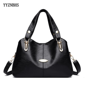 Brand Luxury Handbags Women Bags Designer Soft Leather Bags For Women Crossbody Messenger Bag Ladies Vintage Shoulder Bag bolsa