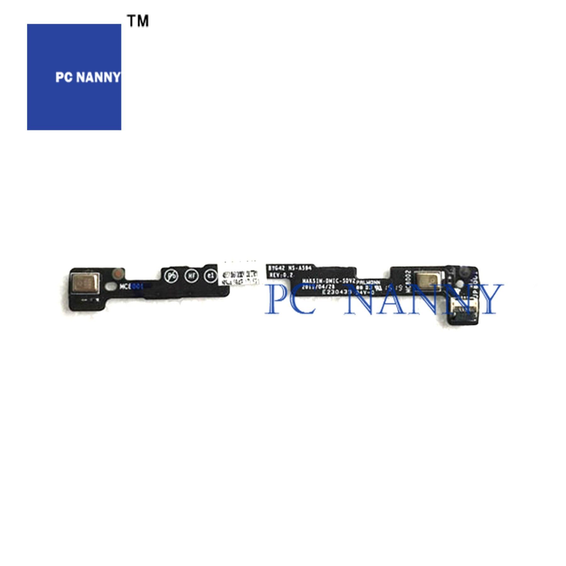 Pcnورخيصة لليوجا 900s-12ISK الداخلية ميكروفون usb مجلس NS-A595 لوحة اللمس NS-A594 5C50K93795 مجلس الطاقة NS-A592P
