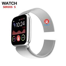 Watch 6 Bluetooth Smart Watch 44mm SmartWatch for Apple watch iOS iphone Android phone Heart Rate Fi