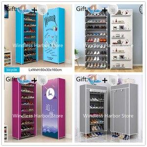 High Quality Shoe Organizer Double Shoebox Rack Adjustable Space Saving Range Shoe Storage Shelf Slot Save Space Closet Range