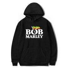 Bob Marley Harajuku sweat à capuche hiver pull sweats femmes vêtements Hip Hop Streetwear sweat pour hommes Sudaderas Mujer 2019