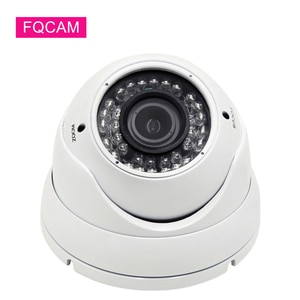 5MP Dome IP POE Infrared Camera Indoor 4xZoom Manual Varifocal Motion Detection XMEye Home Shop Security Surveillance Cameras