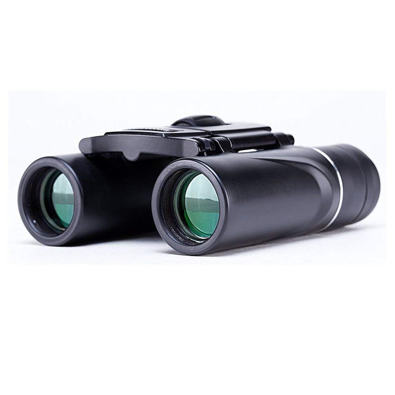 Pocket 8X21 Compact Binoculars Portable Folding Mini Telescope BAK4 High Quality Camping Hiking Climbing Travel Telescope