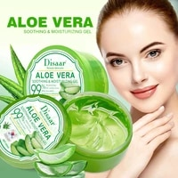 300ml disaar aloe vera gel moisturizes body face dilutes imprints hydrates skin care beauty products skin care products