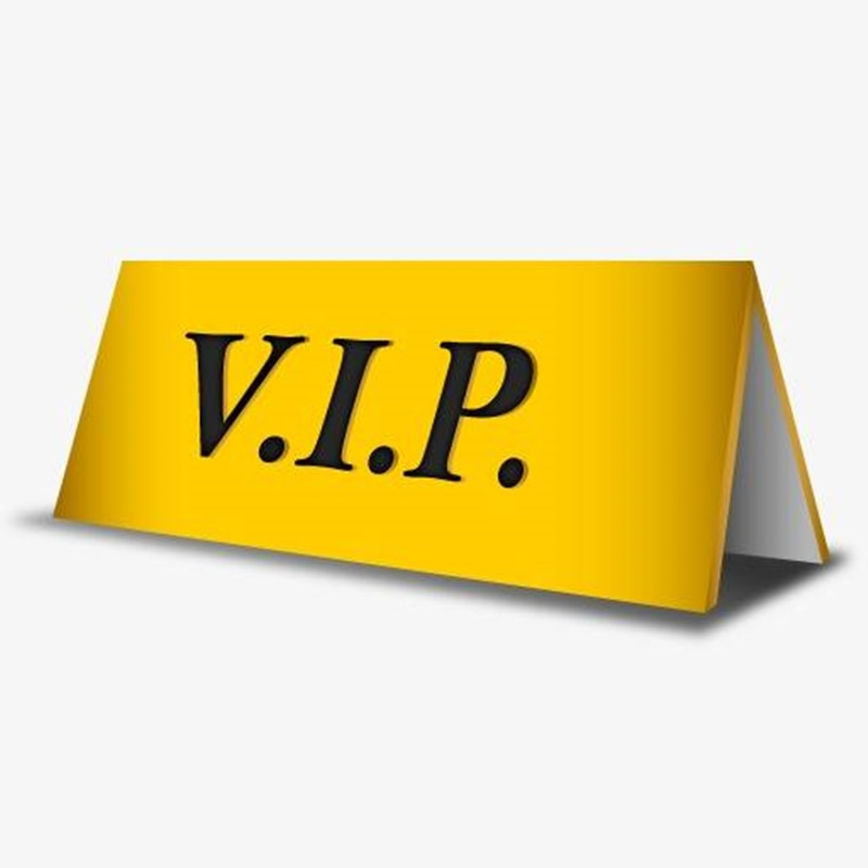 VIP , Please do not order without consent