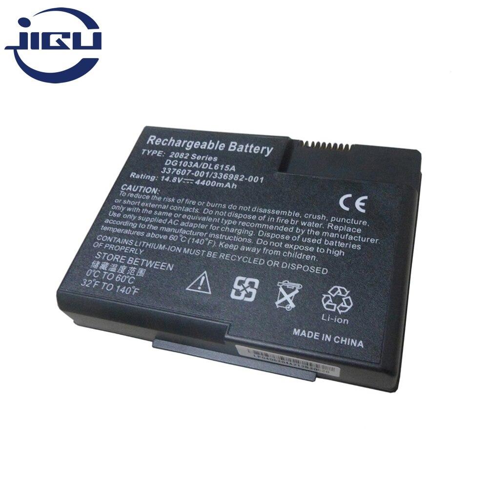 JIGU Laptop Battery For Compaq Presario X1000 X1200 X1300 X1400 Pavilion ZT3000 ZT3100 ZT3200 ZT3300 336962-001 337607-001
