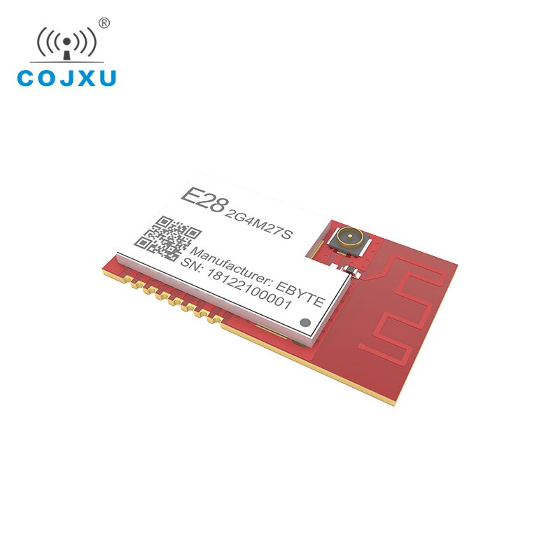 10PCS SX1280 2.4GHz LoRa Wireless Module 27dBm SPI Ranging Positioning LoRa Wireless Transceiver Long Range 8000m E28-2G4M27S enlarge