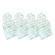 Self-adhesive Invisible Heel Anti-wear Sticker Heel Cushion Inserts Extra Soft Clear Heel Grip Shoe