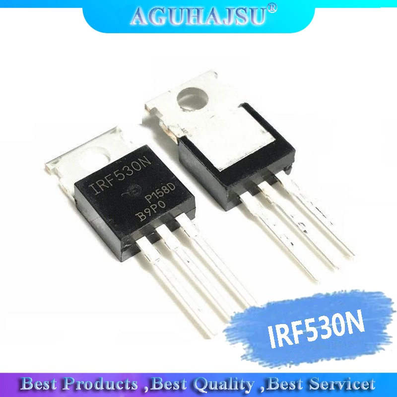 1 Uds. A estrenar original IRF530NPBF IRF530N N-channel 100V 17A FET directo a-22
