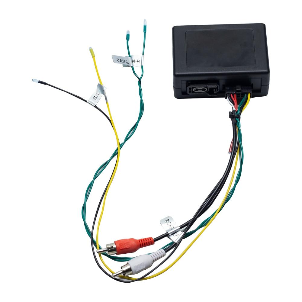 ZLTOOPAI Car Stereo Radio Optical Fiber Decoder Most Box for Mercedes Benz E CLS SLK SL S CL Series (W219 W211 W171) (≤ 2008)