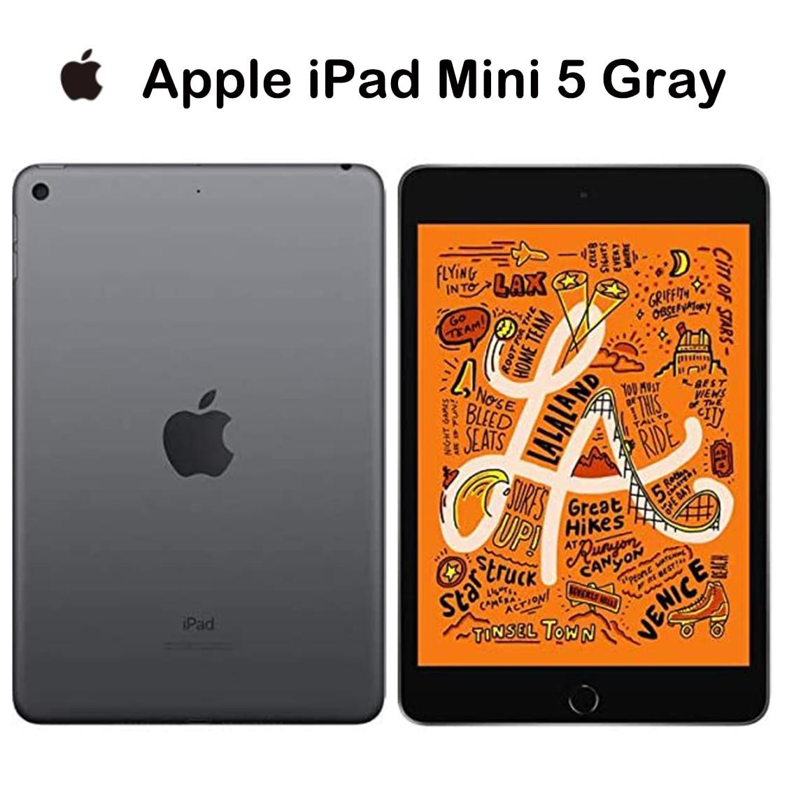 New original 2019 Apple iPad Mini 5 64GB Space Gray WiFi version 7.9 inch Retina Display A12 Chip Touch ID IOS