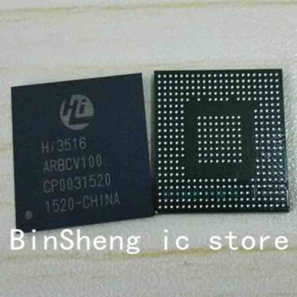 HI3516ARBCV100 Hi3516CRBCV100 chip de cámara de vigilancia de red