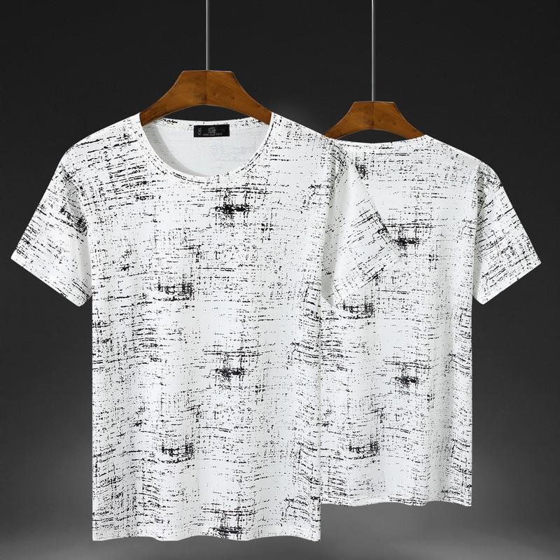 11XL 10XL 9XL 8XL 7XL 6XL 5XL 4XL Men's Clothes Tops & Tees T-Shirts Summer Fashion Short Sleeves Brand with Streetwear T-shirt