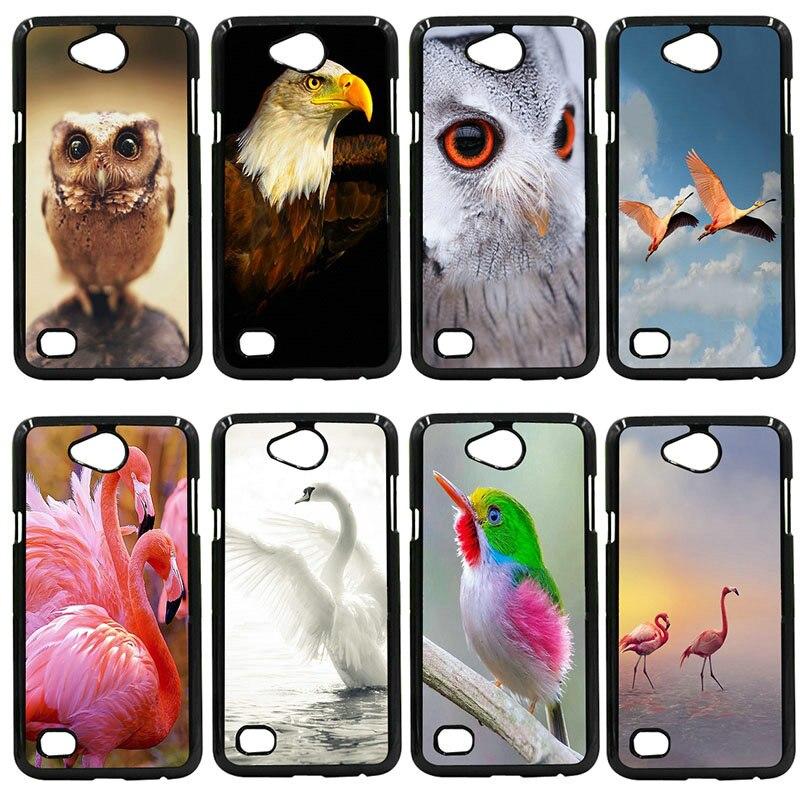 Hermosa Flamingo águila búho pájaro de Carcasas de teléfono duras para LG L primer G2 G4 G5 G6 K4 K8 K10 V20 2017 Nexus 5 6 5X Google Pixel