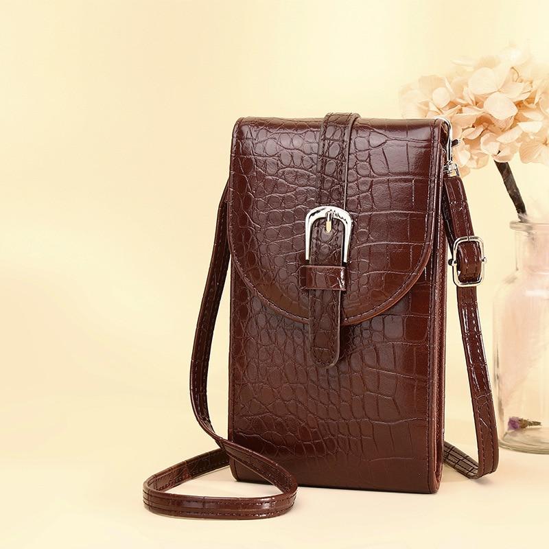 Fashion Small Crossbody Bags Women Mini Matte Leather Shoulder Messenger Bag Clutch Bolsas Ladies Phone bag Purse Handbag