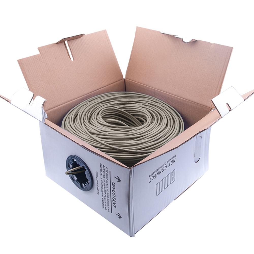 Cable de red RJ45 Cat6A, 10G, SFTP, par trenzado, CAT 6A, doble...