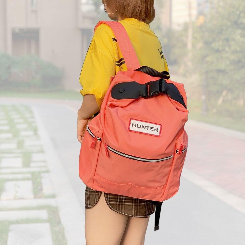 Backpacks Hunter Message Bag Travel Bag Unisex Waterproof Light Trend Laptop Bag Casual Knapsack Hike Bag Mummy Bag Diaper Bags