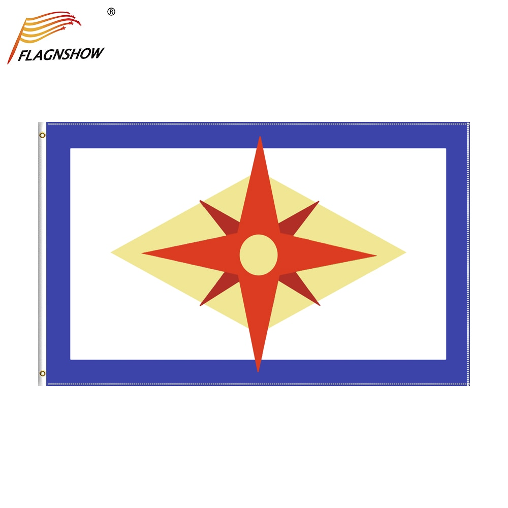 Флаги Лас Невада мечта SMP флаги Dreamsmp 3x5 футов